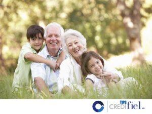 Familia de pensionistas