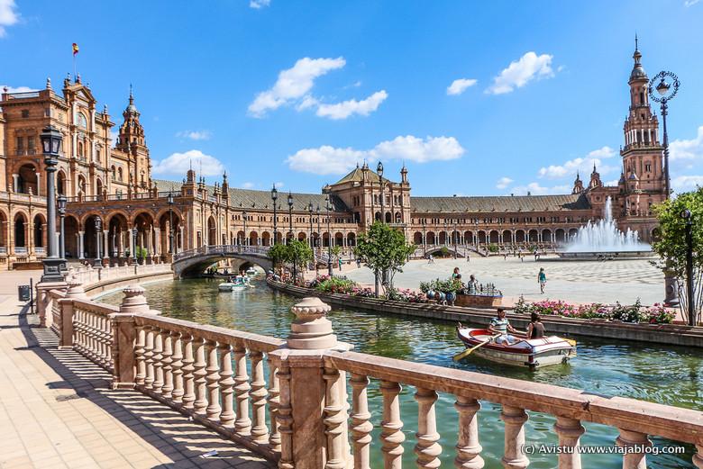 Las 10 ciudades en España más visitadas por turistas
