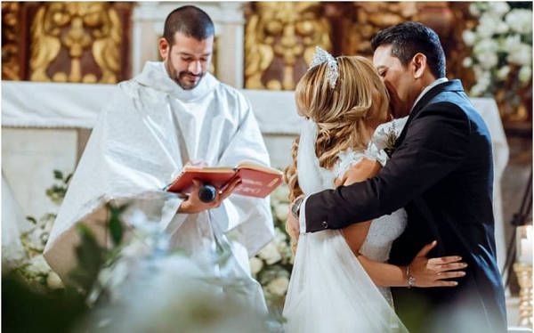Requisitos para casarse en la iglesia