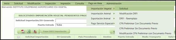 Certificado fitosanitario 10