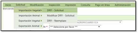 Certificado fitosanitario 8