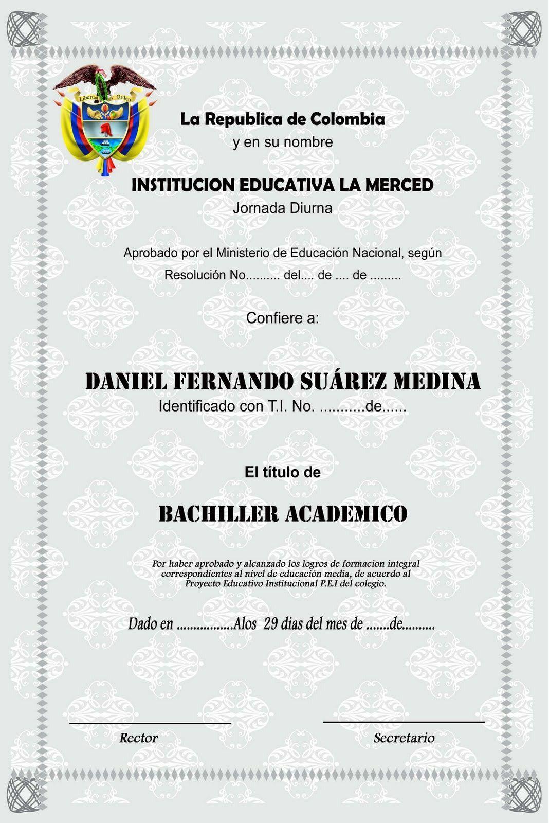 Broche de Yudis Edith para títulos, diplomas y diplomas de reconocimiento