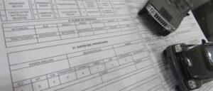 Ingrese el formulario 03