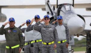 entrar con la Fuerza Aérea