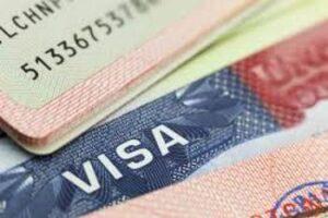 Conclusión de la visa estadounidense