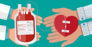 Donar negocios de sangre