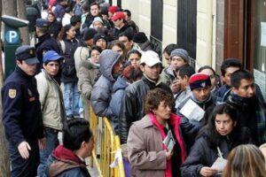 Los inmigrantes dominicanos viajan a México NR