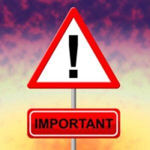 La información importante se transfiere a una propiedad NR
