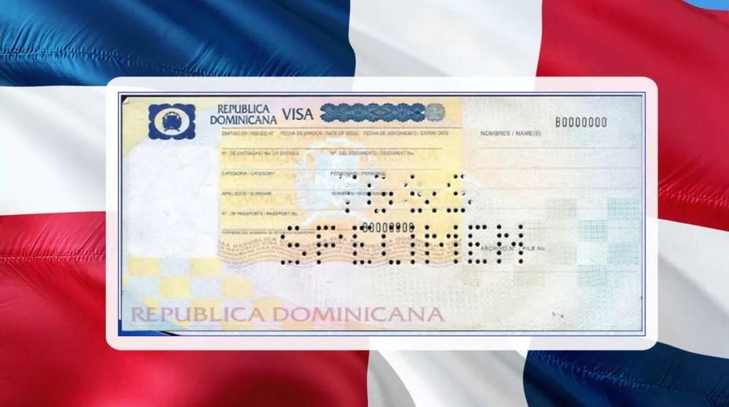 Se requieren $ 250 para procesar la visa de República Dominicana