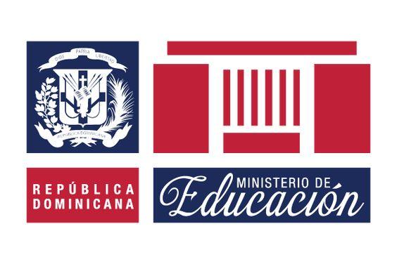 Logotipo institucional de la tarjeta 都 del Ministerio de Educación de la República Dominicana, Feliz, Quiet Artwork