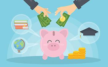 ¿Cuánto cubre una beca universitaria?