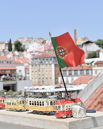Los dominicanos necesitan una visa para viajar a Portugal