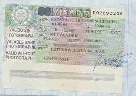 Cómo solicitar una visa para España