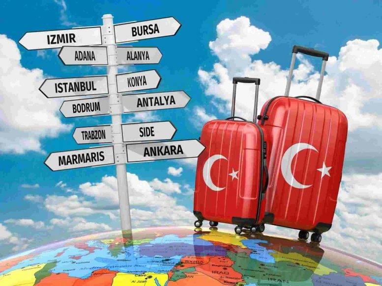 cómo viajar de rd a Turquía
