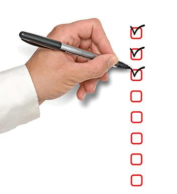 Requisitos para instalar el medidor de luz