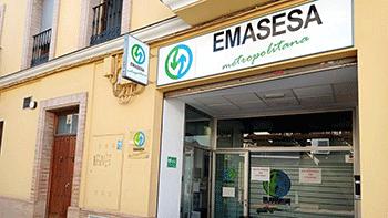 Oficinas de Emasesa