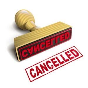 Cómo cancelar el Ministerio de Hacienda