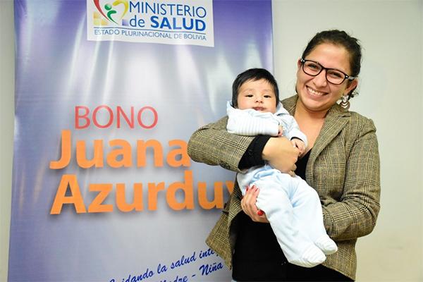 Requisitos para Bono Juana Azurduy