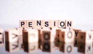 Requisitos internos de pensión