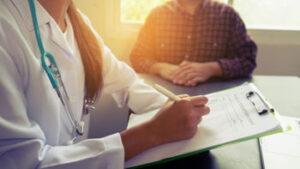 Ingrese la solicitud de subsidio de enfermedad conjunto