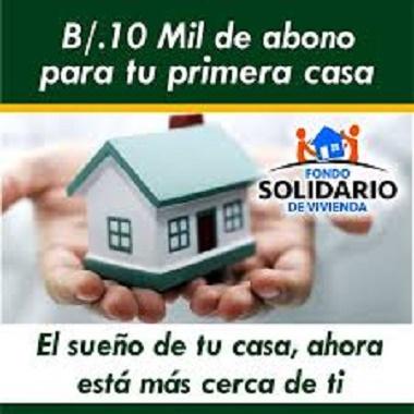 Requisitos para el Fondo de Vivienda Solidaria de Panamá