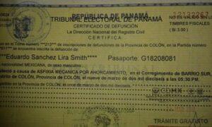 ¿Cuál es el certificado de defunción?