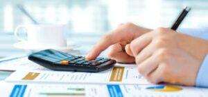 Certificado de finalización de créditos fiscales
