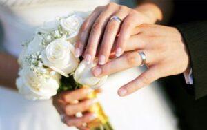 Finalización del certificado de matrimonio