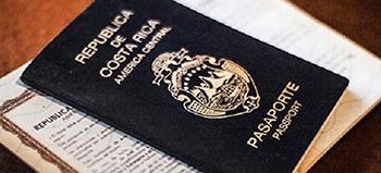Como el pasaporte de renovación