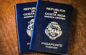 Aquí le mostramos cómo extraer un pasaporte a Costa Rica por primera vez