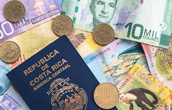 ¿Cuánto cuesta el pasaporte costarricense?