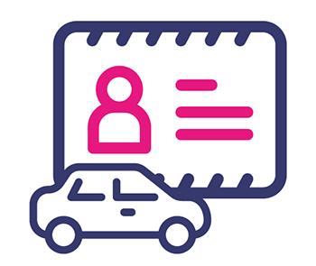 Xisitos por la renovación del permiso de conducir en Costa Rica