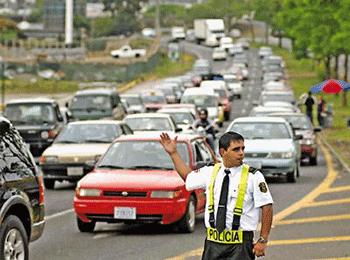 Licencia de conducir en Costa Rica