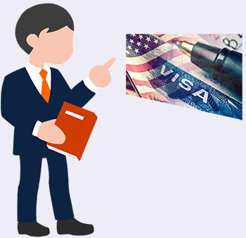 QUÉ debe llevarse a la designación de la visa estadounidense