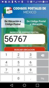 Código postal de conclusión