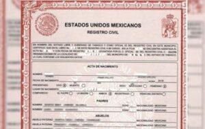 ¿Cómo sé los detalles de mi certificado de nacimiento?
