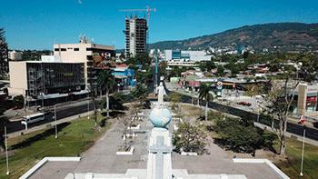 Viaja de México a El Salvador