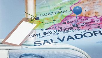 Cómo viajar a El Salvador desde México