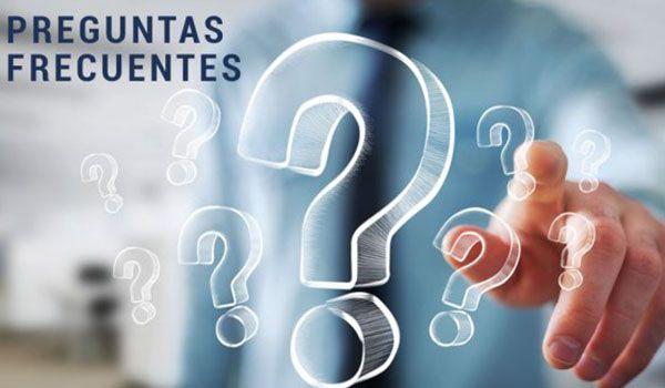 CUESTIONES FRECUENTES REQUERIDAS PARA LA EXPORTACIÓN