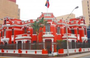 Embajada de Venezuela en Perú