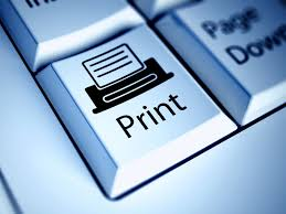Cómo imprimir la tabla PNP