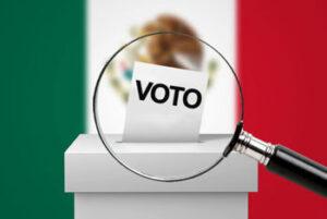 Derechos de voto en México