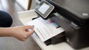 Imprima un certificado NR de la policía individual
