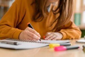 Finalización del certificado de estudio n