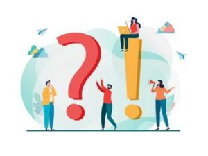 Certificado de presentación de preguntas frecuentes NR