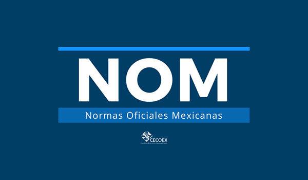 SABE CÓMO RECIBIR EL CERTIFICADO DE LOS OFICIALES NOM STANDARD MEXICANI