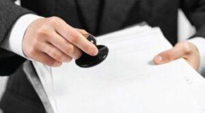 Cómo obtener un certificado de falla previa de NR