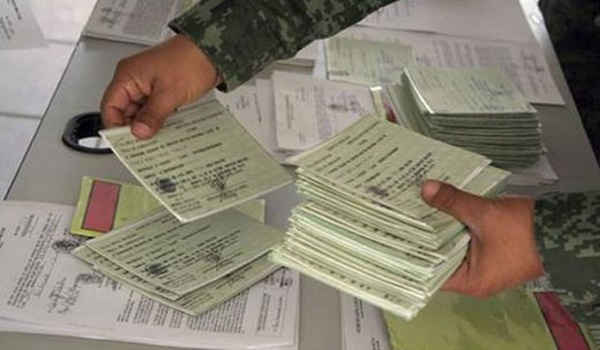 Requisitos de la tarjeta militar