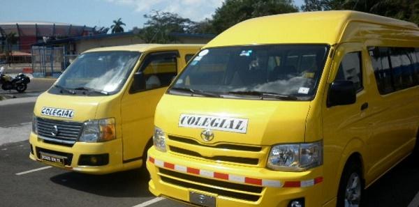 Requisitos para el autobús universitario de Panamá