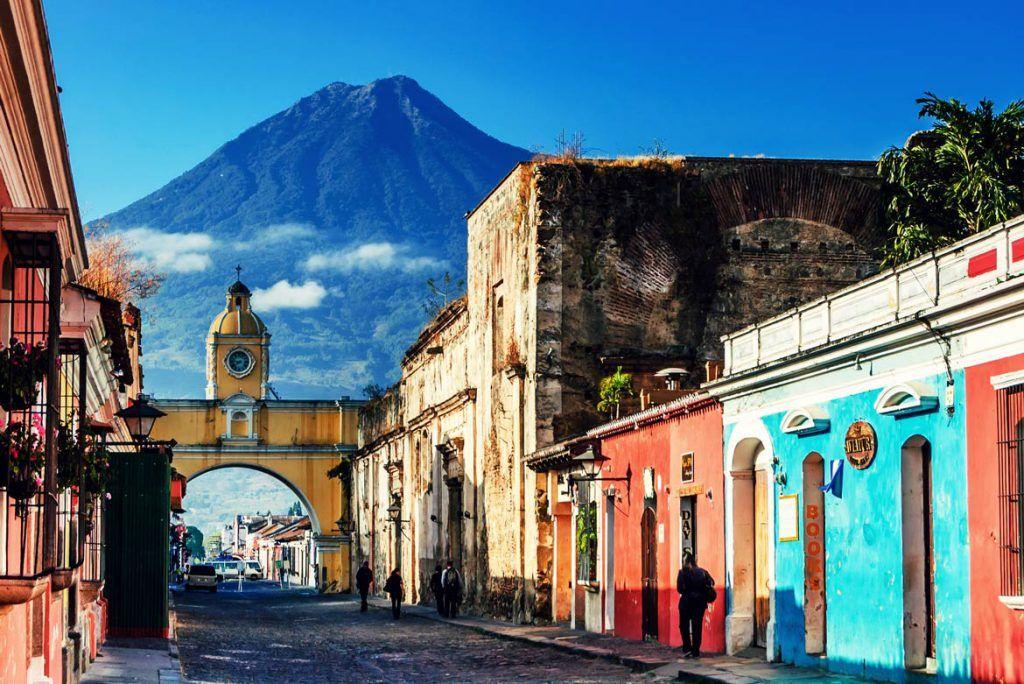 Viaja a Guatemala